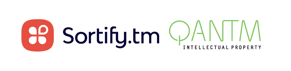 Sortify.tm and Quantm IP logos